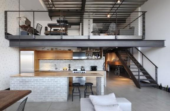 Ristrutturazioni edili Torino Loft